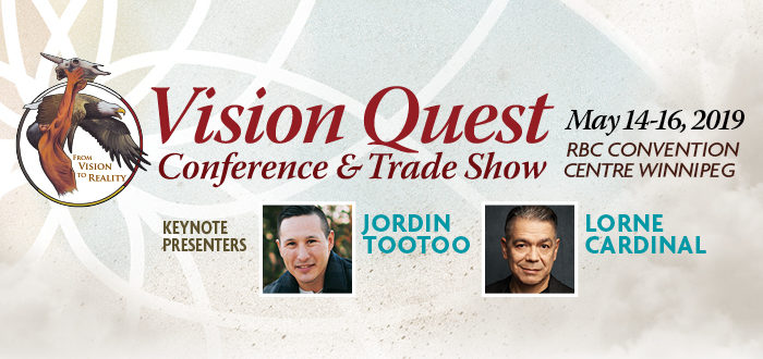 Vision Quest Conference & Trade Show - Winnipeg, Manitoba